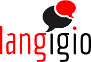 Langigio – Click & Speak Logo